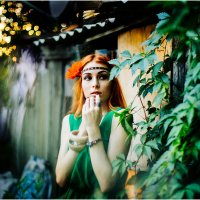 #hippie :: Олег Баранов