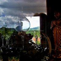 Приближение к святыням :: Ирина Сивовол