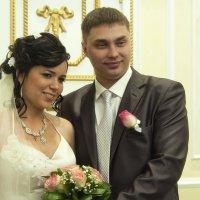 Свадьба племянника. Дима и Даша :: Владимир Максимов
