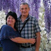 Натали и Сергей :: Кристина Волошина