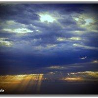 Закат солнца :: Виктор Новоженин