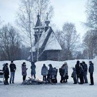 Масленица  в Костроме (Слобода Ипатьевская) :: Тимур ФотоНиКто Пакельщиков