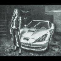 Need For Speed :: Дмитрий Сумрак