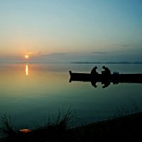 Молитва рыбака :: Александр Бойко