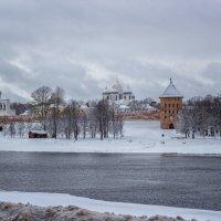 Серым зимним днем :: Евгений Никифоров