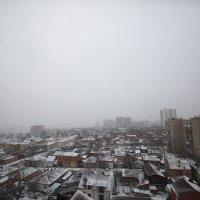 Утреннее окно. Конец февральской оттепели (2) :: Леонид