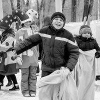 Задорный бег :: Андрей Липов