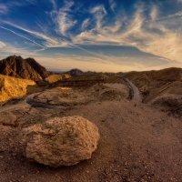 Горы Израиля :: Алексей Соминский