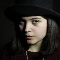 Загадка :: Дарья Нидбайкина