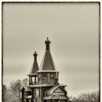 Деревянные церкви Руси :: Василий Либко