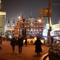 Вид на Кремль :: Евгения Пикановская