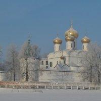 Зима, мороз, Троицкий собор Ипатьевского монастыря. :: Святец Вячеслав