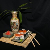 немного Японии дома :: Екатерина Рябцева