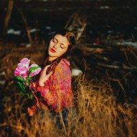 На пороге апреля :: Лилия Ломова