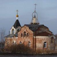 Старообрядческая (Белокриницкого согласия) церковь Анны Кашинской в Кузнецах, Московская область :: Galina Leskova