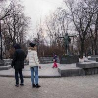 Расхождение семейных взглядов. :: Яков Реймер