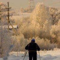 лыжник :: Natasha Chapka