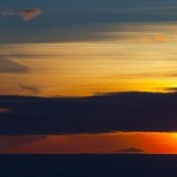 Небо на закате :: Андрей Асеев