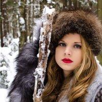 в зимнем лесу :: alex naumoff