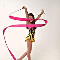 гимнастка :: Виктория Мудрицкая