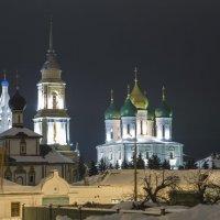 Храмы Коломны. :: Igor Yakovlev