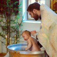 крещение :: Любовь Левицкая