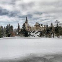 зимний парк :: Елена Брискина