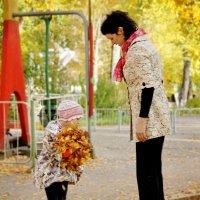 Осеннье моменты :: Катрин Моргачева