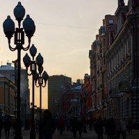 Арбат :: Ирина Татьяничева