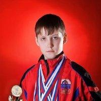 Мой сын :: Андрей Попов