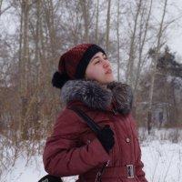 Зимняя прогулка :: Марина Немцева