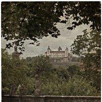 Картинка города Вюрцбург :: Lidiya Dmitrieva