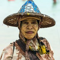 Тайская рыбачка 2 :: Евгений Рудых