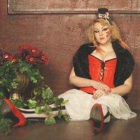 red queen :: Алена Байдарова