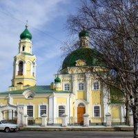 Храм в селе Николо-Павловске. :: Елизавета Успенская