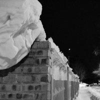 Зима как она есть :: Андрей Буханцев