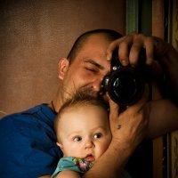 автопортрет :: Михаил Фенелонов