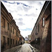 Улочки моего города. :: Anatolij Maniuto