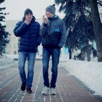 Айдар и Женя :) :: Кристина Великанова