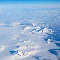64° северной широты и 44° западной долготы :: человечик prikolist