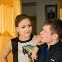Марина и Мишка :: Владимир Сплендер