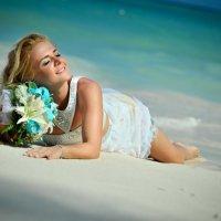 счастливая невеста :: Алеся Самульцева