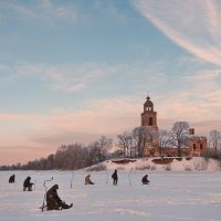 Зимняя радость :: Николай Белавин