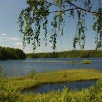 Медное озеро :: Юлия Стальнова