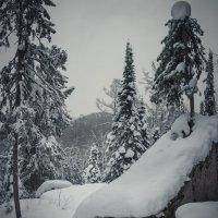 сугробы :: Александр Иванов