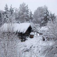 домик в деревне... :: Олечка Гельд