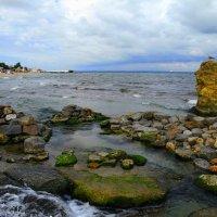 "пляж ""Отрада"" :: Виктория Колпакова"