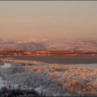 Мурманск, вид из окна :: Александр Волков