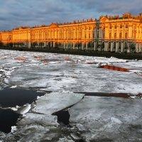 Лед тронулся :: Ольга Тихомирова