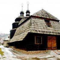 Церковь 1717 года. :: Николай Сидаш